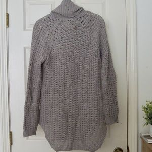 9a303b586b Rue21 Sweaters - Rue 21 Gray with multi color speckle Sweater